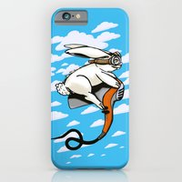 Hare Dryer Flyer iPhone 6 Slim Case