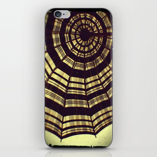 Antique Umbrella iPhone & iPod Skin