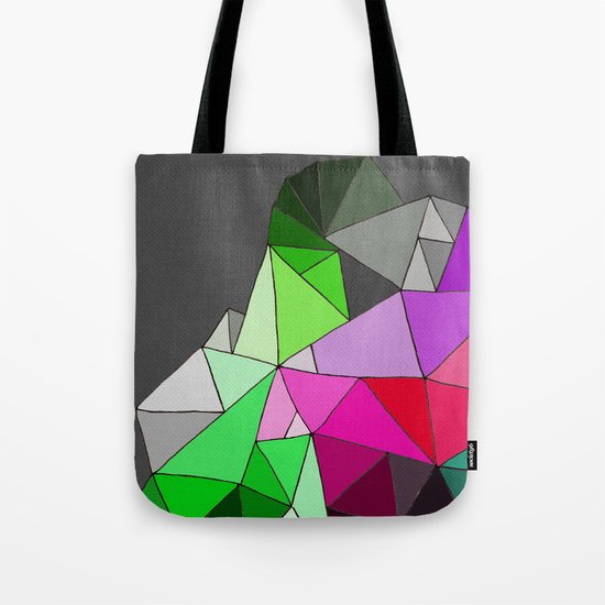perfect colors in an imperfect configuration Tote Bag