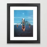 The Worshippers - Thom E… Framed Art Print