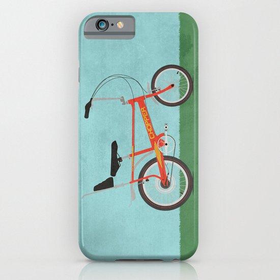Chopper Bike iPhone & iPod Case