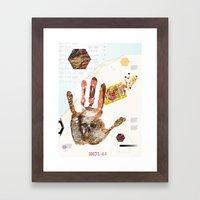 Prescience Framed Art Print