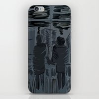 You Met Me At A Very Strange Time In My Life iPhone & iPod Skin