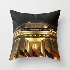 FULLERTON Throw Pillow