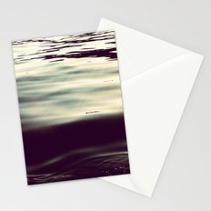 winter waters Stationery Cards