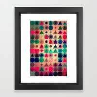 Pyck Pyck Framed Art Print
