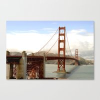 Postcard Canvas Print