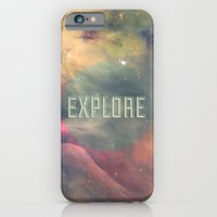 iPhone & iPod Case featuring Explore III by Galaxy Eyes