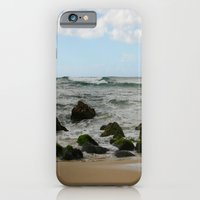 Oahu: Some Rocks iPhone 6 Slim Case