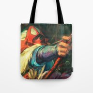 The Young Man From The E… Tote Bag