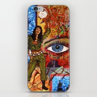 Militant Millie And The … iPhone & iPod Skin