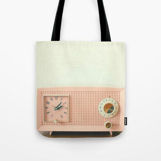 Easy Listening Tote Bag