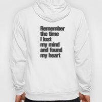 Remember The Time... Hoody