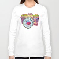 Floral Canon Long Sleeve T-shirt