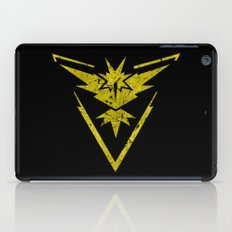 Pokemon,Team Instinct iPad Case