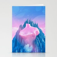Mount Venus Stationery Cards