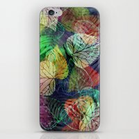 Forest Flora iPhone & iPod Skin