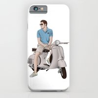 Vespa Lover iPhone 6 Slim Case