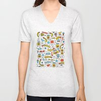 chasing stars and putting them in jars Unisex V-Neck