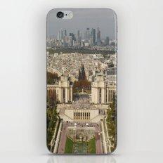 Aerial Paris iPhone & iPod Skin