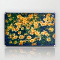 Painted Daisies Laptop & iPad Skin