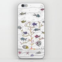 Coral Of Life (Underwate… iPhone & iPod Skin