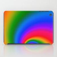 Magic Rainbow iPad Case