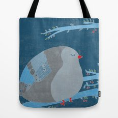 Bird of happiness Tote Bag