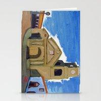 Iglesia San Agustin La Serena Stationery Cards
