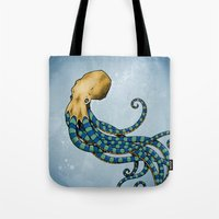 Octopuss Tote Bag