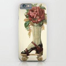 Steampunk Botanicle iPhone 6 Slim Case