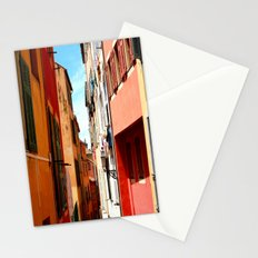 An Entrance Into Vieux Nice Stationery Cards