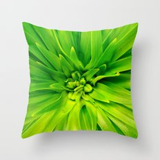 Lily's heart Throw Pillow