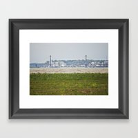 Alton, Illinois Framed Art Print