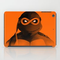 Michelangelo Forever iPad Case