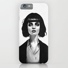 Mrs Mia Wallace iPhone 6 Slim Case