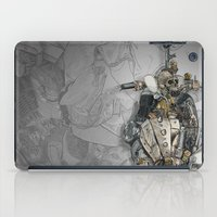 CROSS ENGINE iPad Case