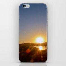 Canyon Lake iPhone & iPod Skin