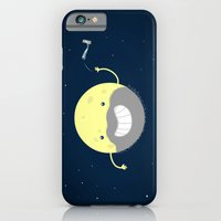 iPhone & iPod Case featuring MOONVEMBER by AnishaCreations