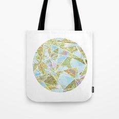 Its a Mixed Up World Tote Bag