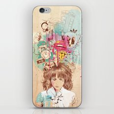 Thinking iPhone & iPod Skin