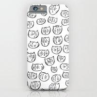 Fussy Cat iPhone 6 Slim Case