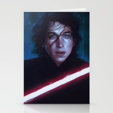 Kylo Ren Stationery Cards
