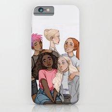 Tonks, Fleur, Hermione, Ginny and Luna iPhone 6 Slim Case