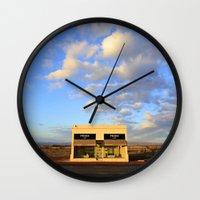 West Texas Art Installat… Wall Clock