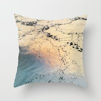 Copper River Throw Pillow