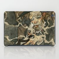 Waits iPad Case