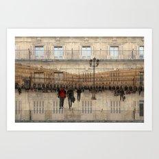 Salamanca 2 Art Print