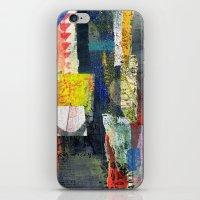 Collage 7 iPhone & iPod Skin