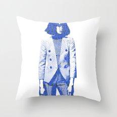 Suit Throw Pillow